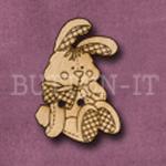 003 Rabbit 21mm x 30mm