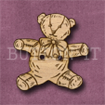 015 Teddy Bear 29mm x 30mm