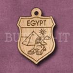 Egypt Charm 22mm x 31mm