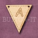 AB-A Alphabet Bunting 28mm x 30mm
