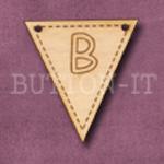 AB-B Alphabet Bunting 28mm x 30mm