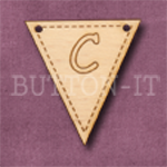 AB-C Alphabet Bunting 28mm x 30mm