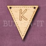 AB-K Alphabet Bunting 28mm x 30mm