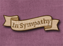 B-IS In Sympathy 50mm x 14mm