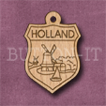 Holland Charm 22mm x 31mm