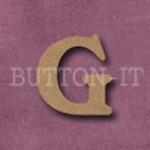 Craftwood Letter G