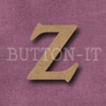 Craftwood Letter Z