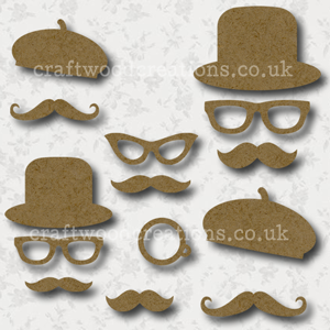 Craftwood Disguise-Kit