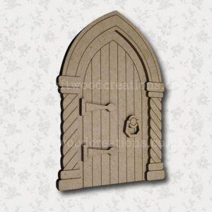 Gothic Fairy Door