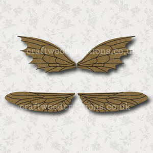 Craftwood Insect Wings