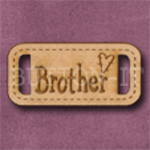 S-12 Slide Brother 36mm x 17mm