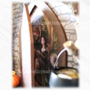 Fairy Behind Door
