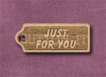 T-JFY Just For You 39mm x 15mm