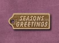T-SG Seasons Greetings 39mm x 15mm