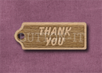 T-TY Thank You 39mm x 15mm