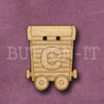 Name Train Button Letter C