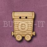 Name Train Button Letter O