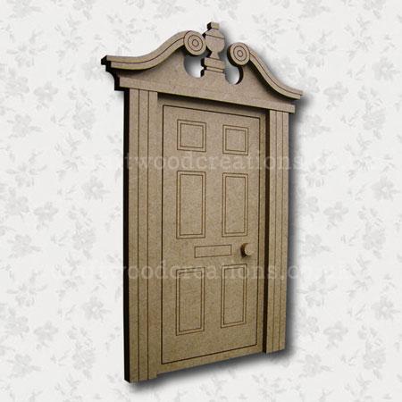 Urban Fairy Door