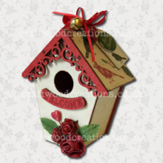 3D-Bird House