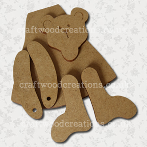 Teddy Bear Critter Kit