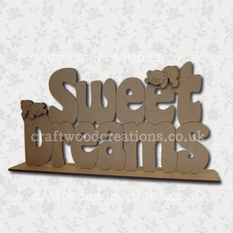 Teddy Bear Sweet Dreams