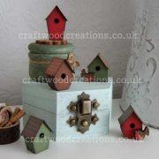 Birdhouses Samples