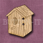 032 Bird Box 26mm x 30mm