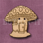 038 Toadstool House 31mm x 30mm
