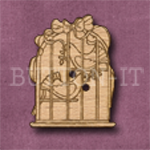041 Bird in Cage 23mm x 30mm