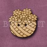 061 Flower Basket 25mm x 25mm