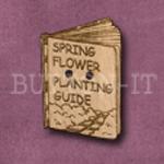 069 Garden Book 20mm x 30mm