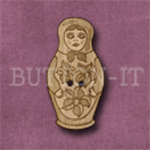 077 Russian Doll 15mm x 30mm