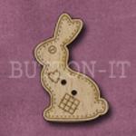 1017 Rabbit 22mm x 32mm