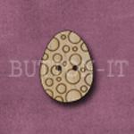 1018 Easter Egg 16mm x 22mm