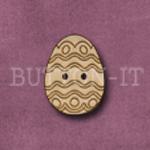1020 Easter Egg 16mm x 22mm