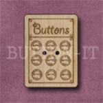 1054 Buttons Card 21mm x 28mm