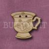 1056 Tea Cup 25mm x 23mm