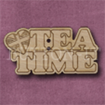 1063 Tea Time 39mm x 20mm