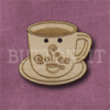 1065 Cup of Coffee 27mm x 24mm