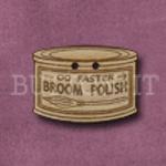 1069 Broomstick Polish 26mm x 19mm