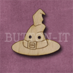 1071 Witches Hat 27mm x 26mm