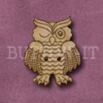 1099 Owl 22mm x 27mm