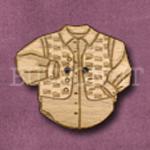 116 Shirt & Waistcoat 33mm x 30mm