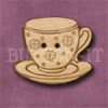 122 Cup & Saucer 29mm x 25mm