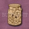 123 Cookie Jar 20mm x 30mm
