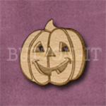 136 Pumpkin 25mm x 25mm