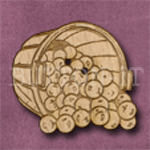 138 Apple Barrel 32mm x 30mm