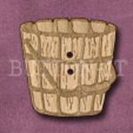 139 Wooden Bucket
