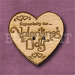 151 Valentine Heart 31mm x 31mm