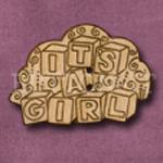 157 It's a Girl 43mm x 30mm